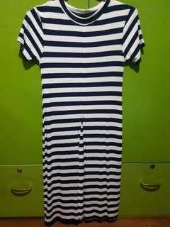 ° SHIRT DRESS W/ FRONT SLITS °