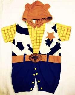 Woody Baby Costume