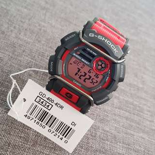 Gshock GD-400 series