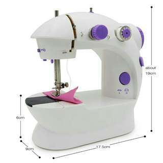 Sewing Machine mesin jahit mini PREORDER
