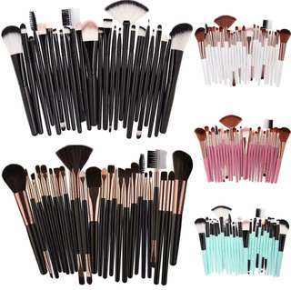 25 pcs Professional Make up Brush set