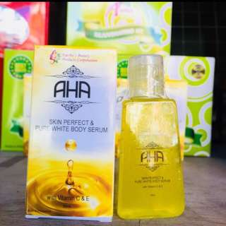 AHA SERUM by Ayesha