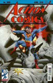 Action Comics Superman Issue 1000 Variant