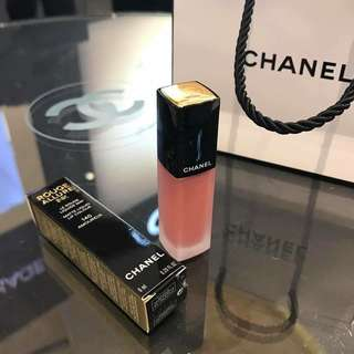 Chanel超炫耀絲絨唇露/#140/#158