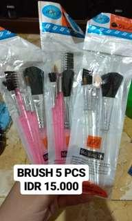 BRUSH 5 PCS