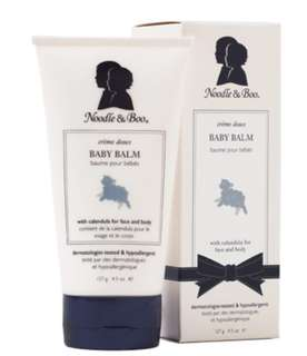 Baby balm & baby lotion