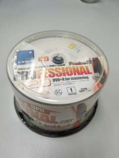 DVD+R 50隻(4.7GB)Premium 16X