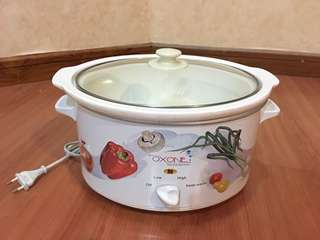 Slow Cooker Oxone Oval 5 Liter