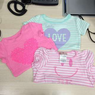 Take all blouses 12-18-24mos