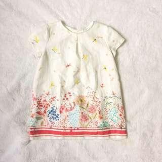 Zara baby dress