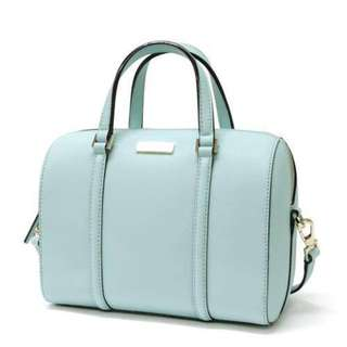 Kate Spade Tiffany Blue Handbag *GOOD CONDITION*