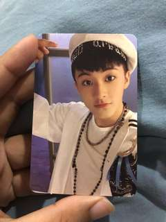 [PRICE REDUCED] NCT Dream Mark Photocard