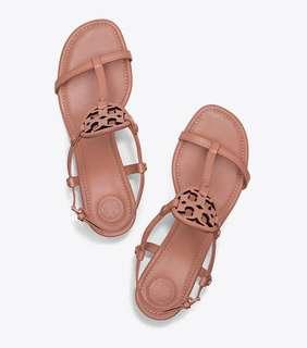 Tory Burch 楔型涼鞋