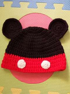 Mickey mouse bennie