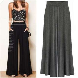 Culottes square pants