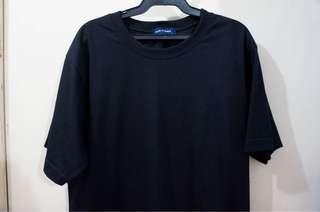 Blue Corned plain black