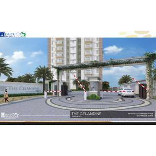 For Sale No Spot Down Payment on 1BR Unit Near Clover Leaf Inter chage and Ayala Malls.