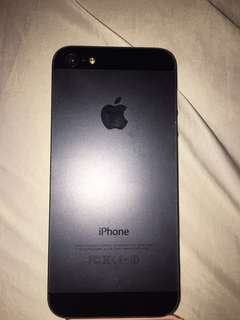 For sale iphone 5 32gb gpp with ghost touch issue and speaker nya is mahina. With dents..