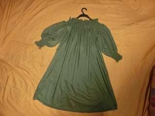 Long dress sabrina