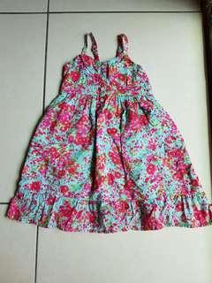 🚚 H & M 二手女童洋裝