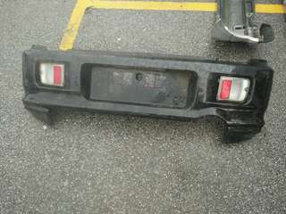 Japan Move rear bumper with mudflap For Kenari