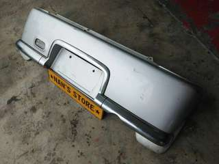 Japan Mira l5 classic rear bumper