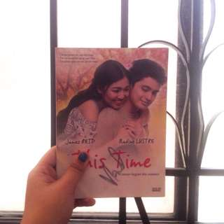 This Time DVD