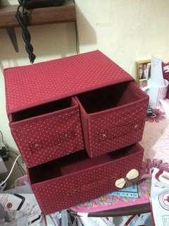 MakeUp Organizer/ Organizer Box