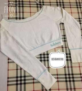Long Sleeve Crop Sweater - BILLABONG -