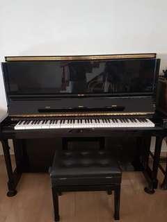 Kemble Grand Piano