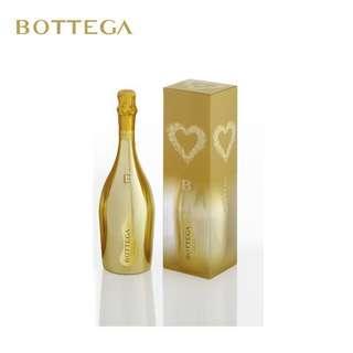 BOTTEGA 詩人氣泡酒-金瓶 750毫升