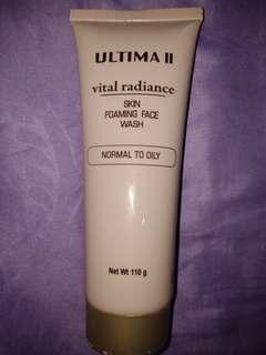 Facial wash ultima II