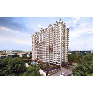 Resort Style Condominium @ 0% Intrest No Spot Down Payment Near SLEX and Resorts World Manila