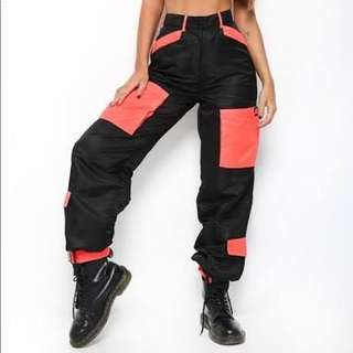 I AM GIA Imperator Pants in Pink