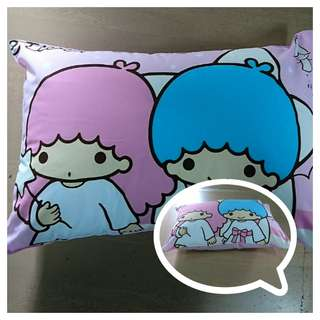 雙子星童枕