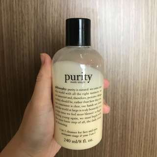 Philosophy Purity Simple Cleanser