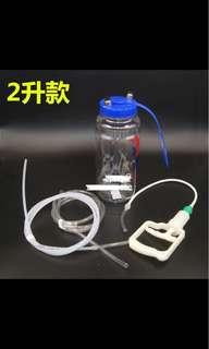 真空泵 可吸油吸水