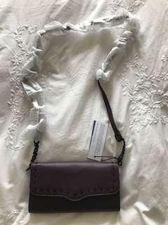 Rebecca Minkoff Wallet with Chain