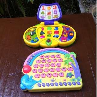 Kid's educational toys