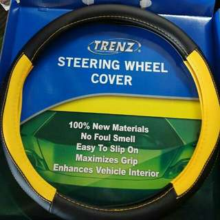 Trenz steering wheel cover