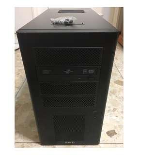 i3-2120 RAM 4G SSD 120G GTX460 金鈦極80+GOLD 聯力鋁合金