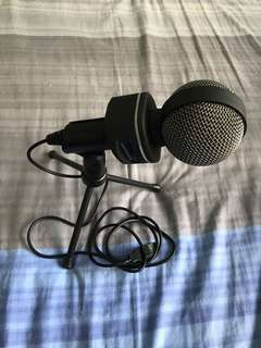 USB microphone (no box)