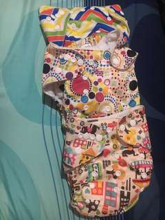 REPRICED! TAKE ALL!! New cloth diapers