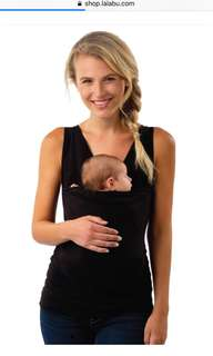 Baby Carrier soothe t shirt