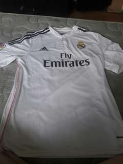 Official Real Madrid Soccer Shirt