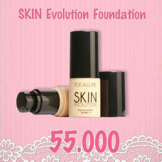 Focallure Skin Evolution Foundation / Foundie