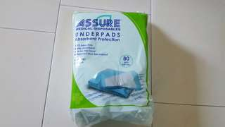 Medical Disposables Underpads
