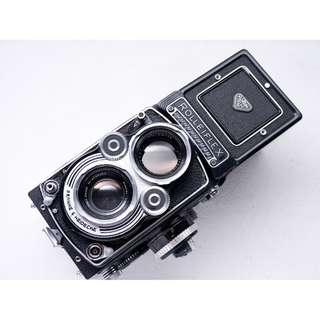 Rolleiflex 3.5F medium format film camera