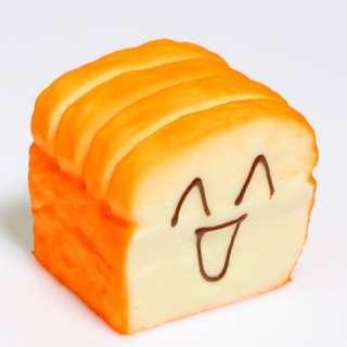 (PRE-ORDER) KAWAII JUMBO TOAST SQUISHY SMILE EXPRESSION