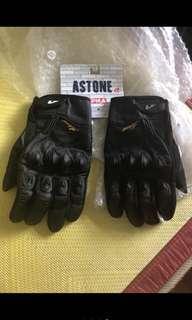 Astone 短手套- α alpha 牛仔手套 XXL